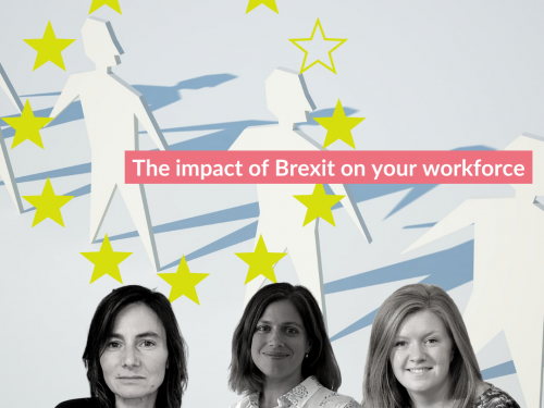The Impact of Brexit on the Workforce Webinar: Recording