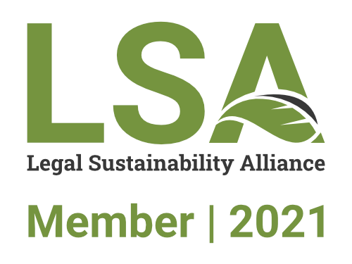 Ignition Joins the Legal Sustainability Alliance
